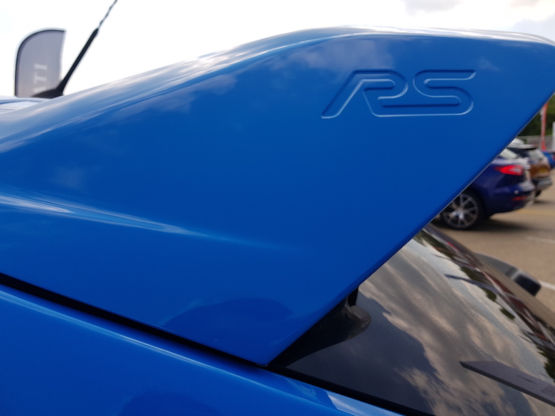 Ford Focus RS First Drive