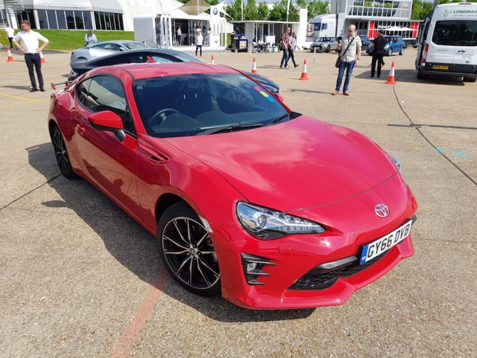 Toyota GT86 First Drive
