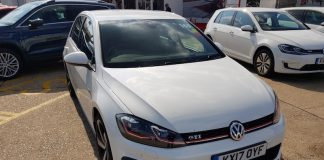 Volkswagen Golf GTI First Drive