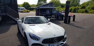 Mercedes AMG GT Roadster First Drive