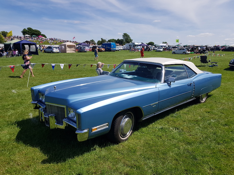 Small But Perfectly Formed: First Ever Epsom Classic Car Rally - Car ...