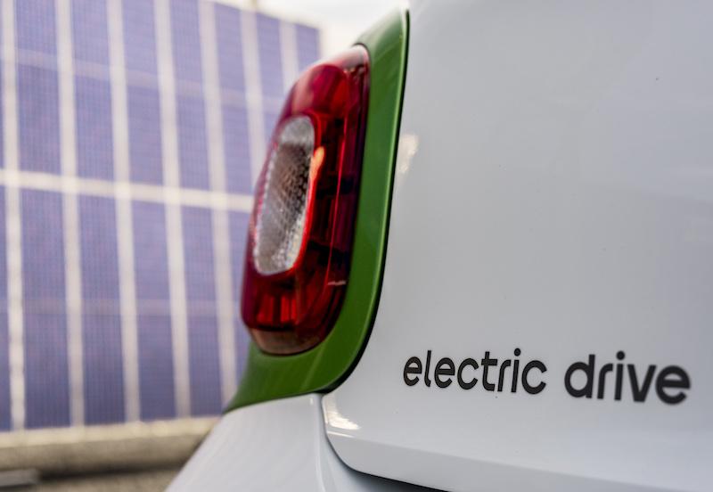 smart Electric Range