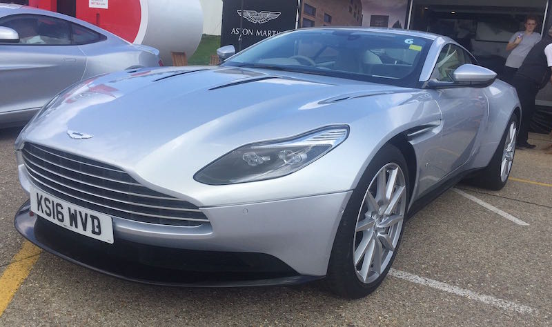 Aston Martin DB11 First Drive