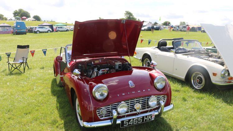 Epsom Classic Car Rally