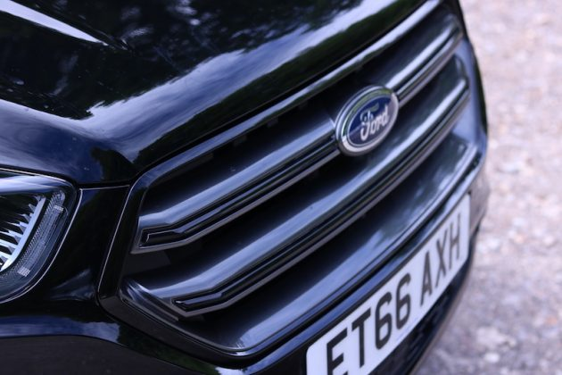 Ford Kuga St-Line Review