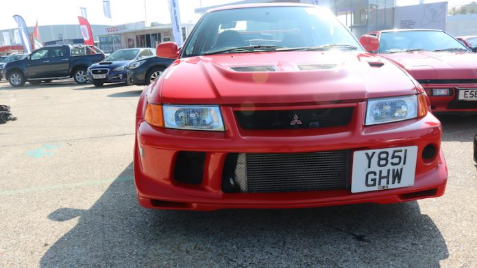 Mitsubishi Lancer Evo VI Tommi Makinen Edition First Drive