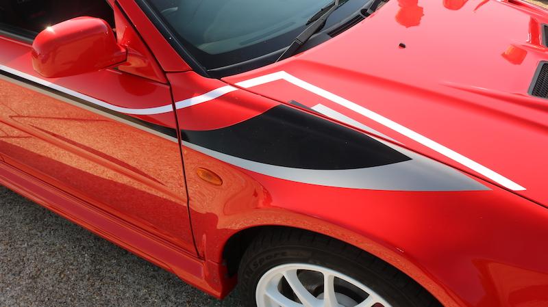 Mitsubishi Lancer Evo VI Tommi Makinen Edition