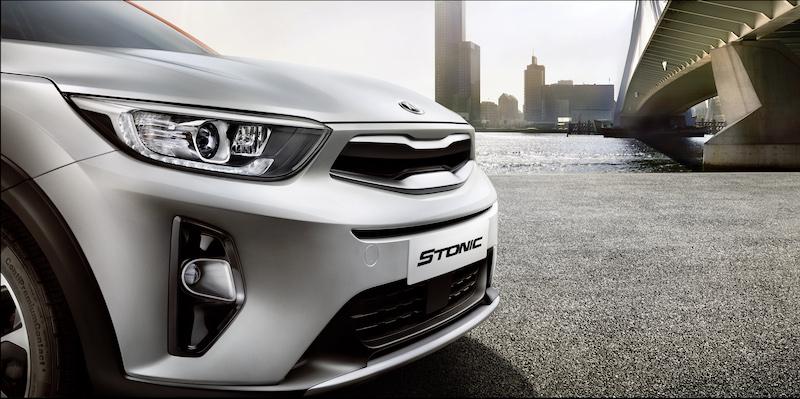 New Stonic SUV