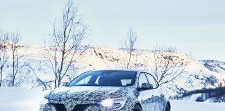 New Renault Megane RS