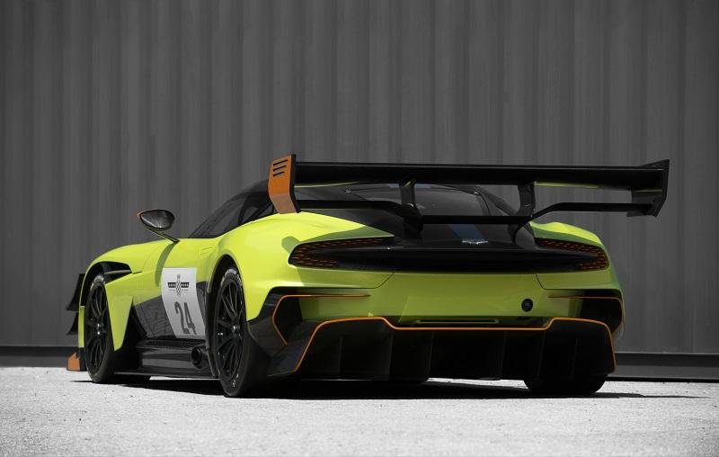 New Aston Martin Vulcan AMR Pro