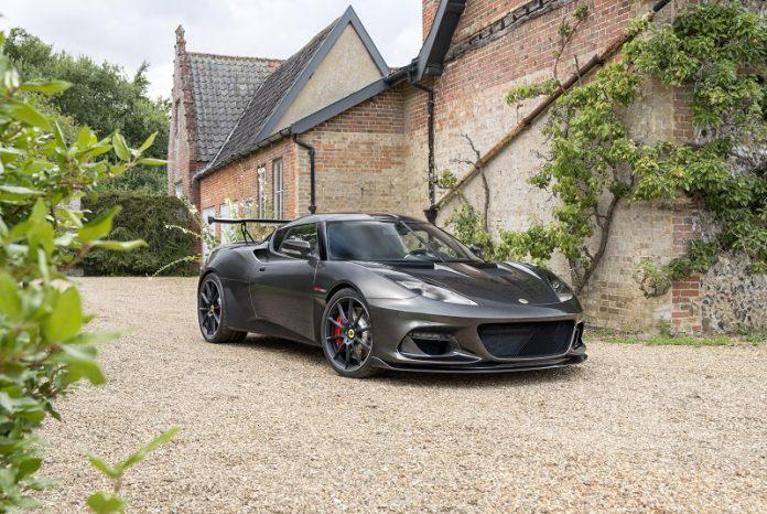New Lotus Evora GT430
