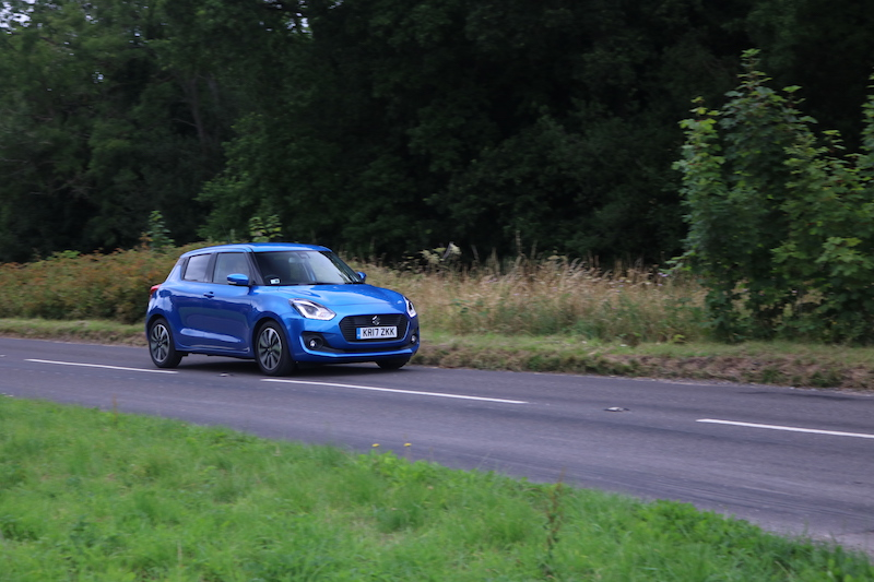 Suzuki Swift Review