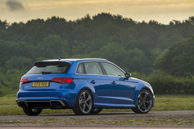 New Audi RS3