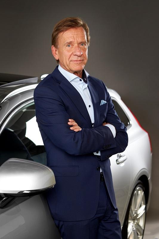Volvo Electric Range