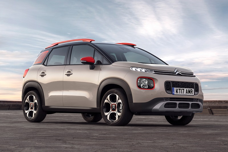 Citroen Announces Price For New C3 Aircross SUV - Car Obsession