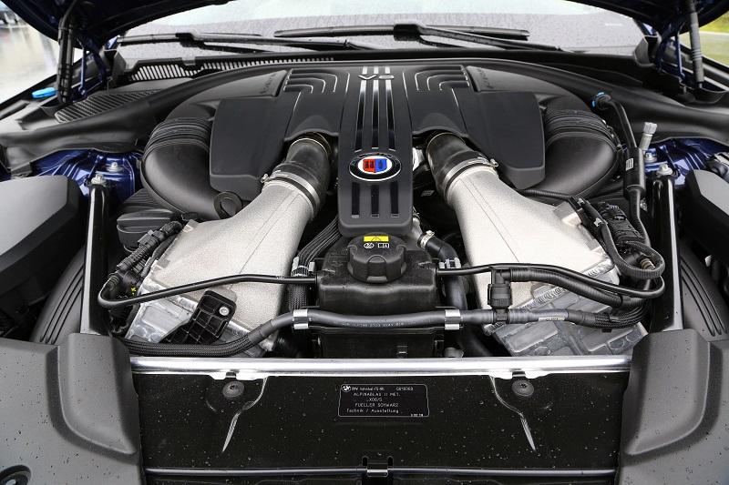 B7 Bi-Turbo