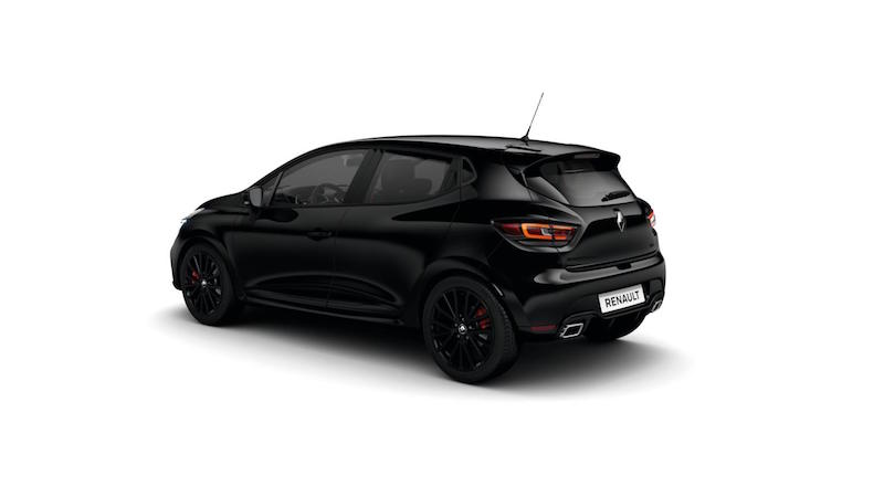 'Black Edition' Clio RS