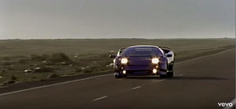 Jay Kay's Lamborghini Diablo