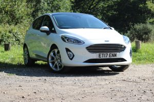 Ford Fiesta Automatic Review