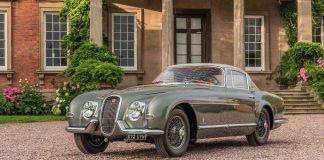 Rare Jaguar XK120