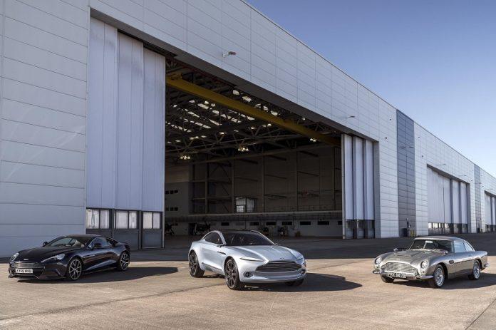 Aston Martin Phase 2