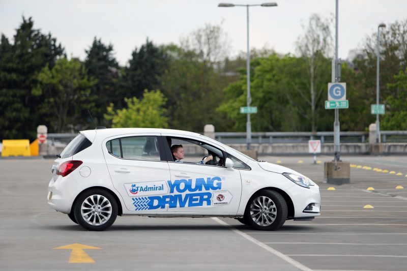 Vauxhall Young Driver