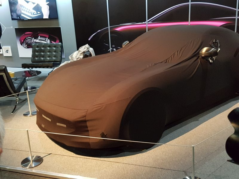 TVR New Model