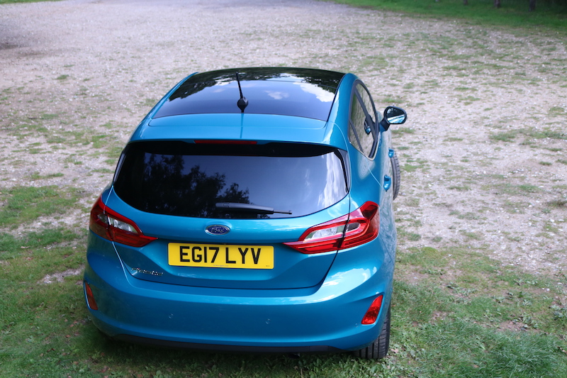 Ford Fiesta Review