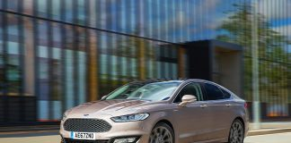 New Ford Mondeo