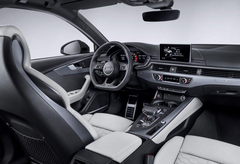 New Audi RS4 Avant