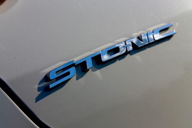 New Kia Stonic SUV
