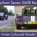 Caterham 360R Review
