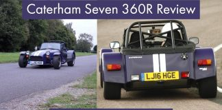 Caterham 360R Review