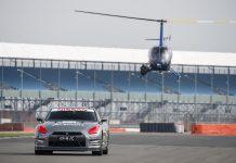 Nissan GT-R Silverstone