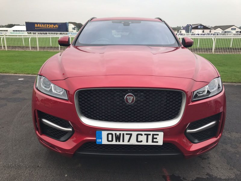 Jaguar F-Pace First Drive