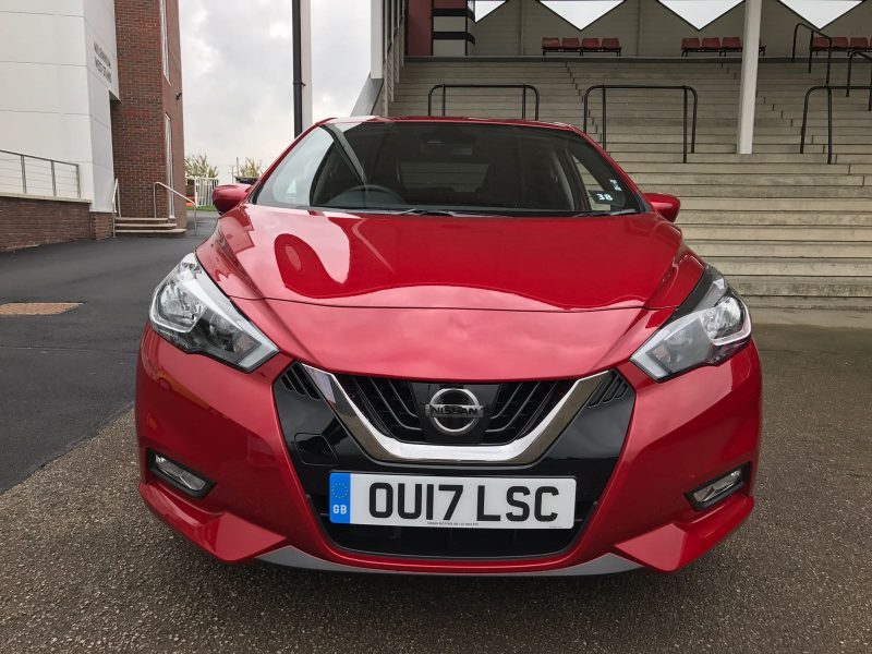 Nissan Micra First Drive