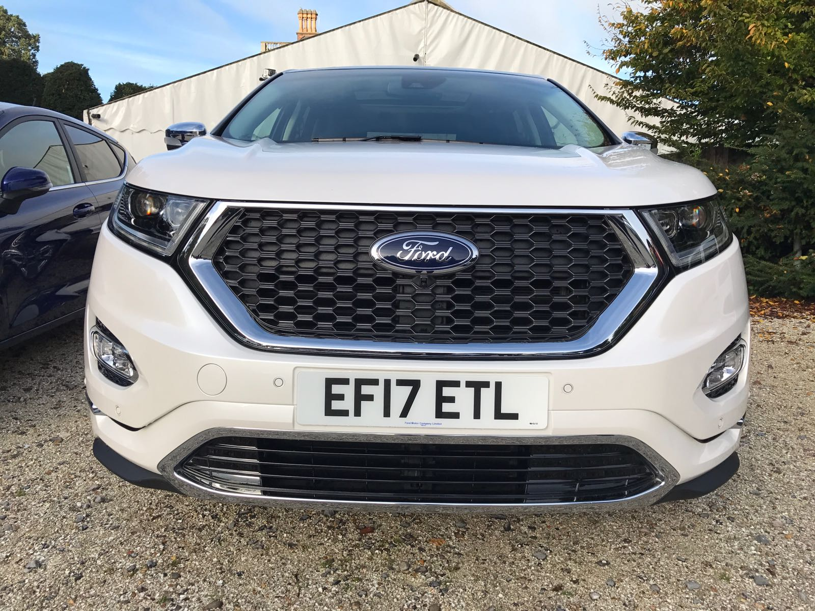 Ford Edge Vignale First Drive