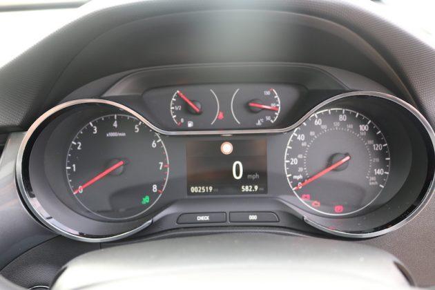 Vauxhall Crossland X First Drive