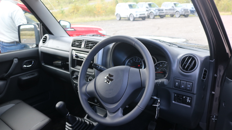 Suzuki ALLGRIP Experience