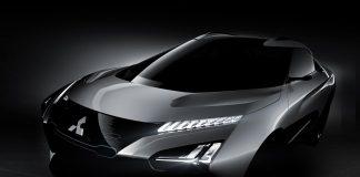 New Mitsubishi e-Evolution Concept