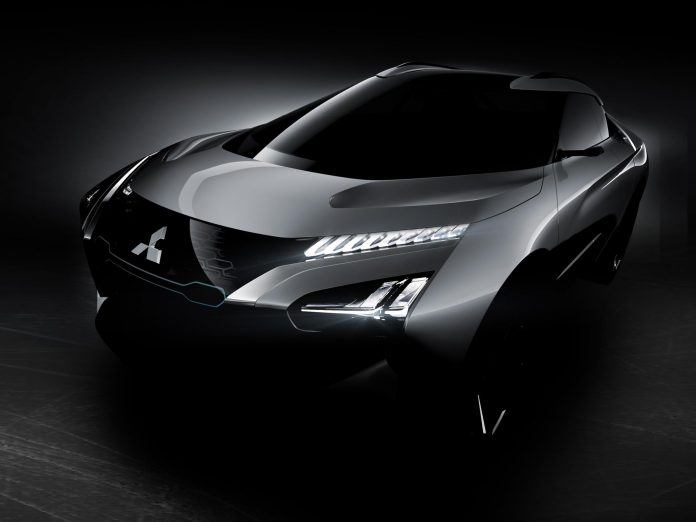 New Mitsubishi e-Evolution Concept