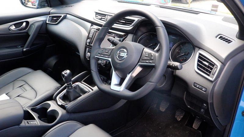Nissan Qashqai First Drive