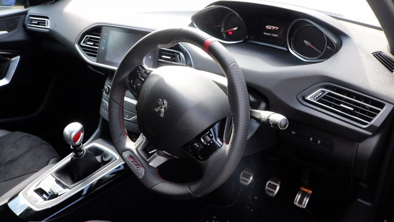 Peugeot 308 GTI First Drive