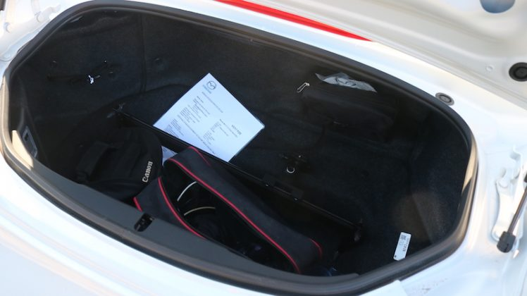 Mazda MX-5 First Drive