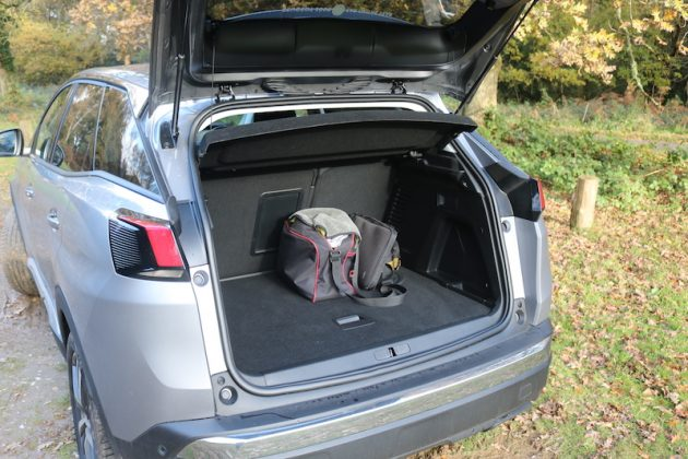 Peugeot 3008 Review