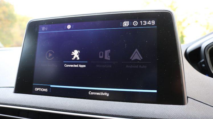 Peugeot 3008 Review