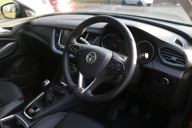 Vauxhall Grandland X First Drive