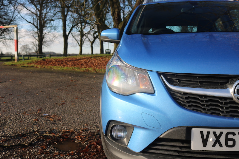 Vauxhall Viva Rocks First Drive