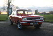 Vauxhall Viva GT First Drive