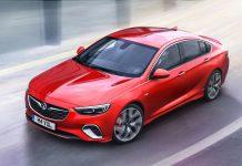 New Vauxhall Insignia GSI